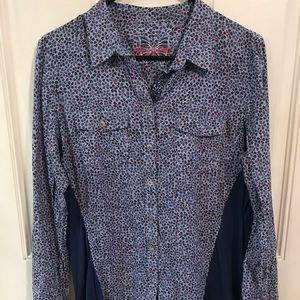 Robert Graham Floral Top